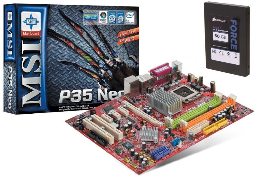 Скачать драйвер для материнской платы msi p35 neo ms-7360.